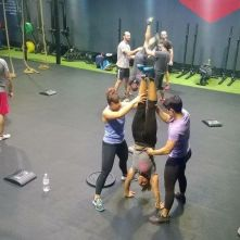 CrossFit Gymnastic Certification